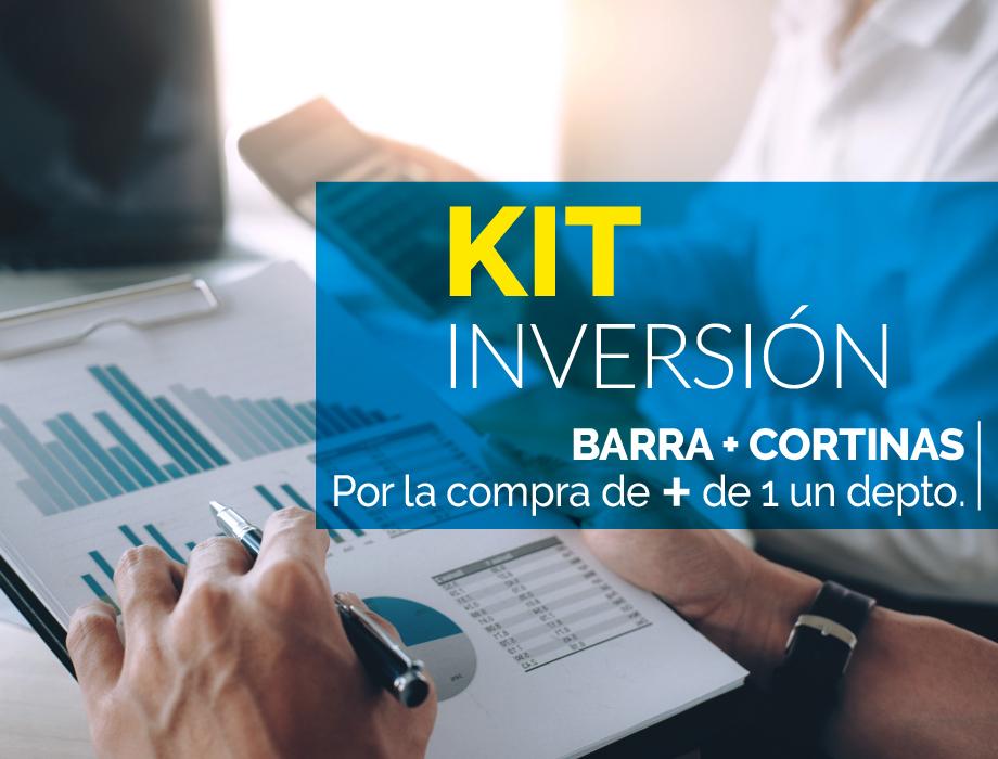 promoción kit inversión